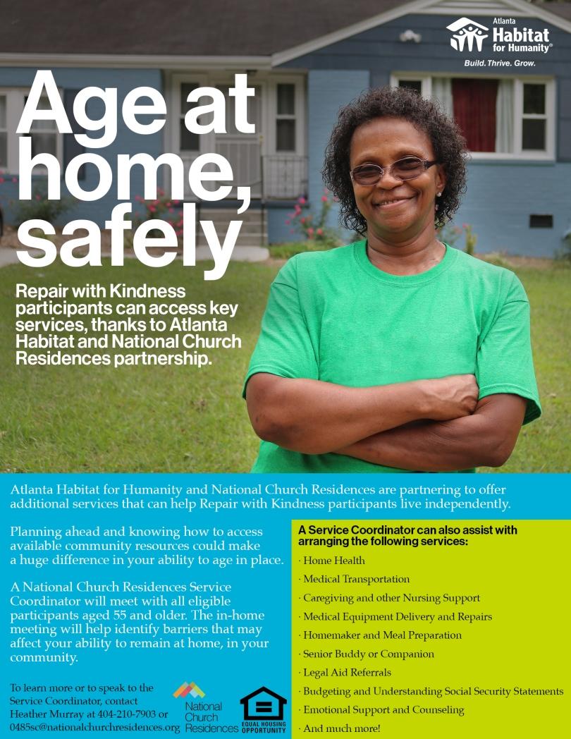 Partnering With Atlanta Habitat for Humanity - nationalchurchresidences.blog
