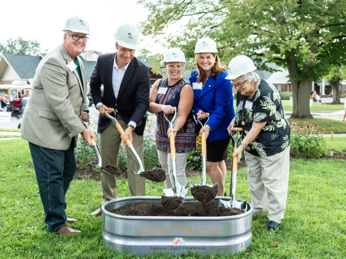Legacy Village Groundbreaking Ceremony - nationalchurchresidences.blog